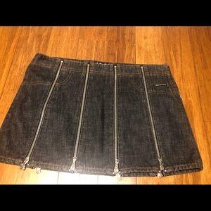 Dolce Gabbana D&G Jean Skirt